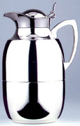 Silver Thermal Carafe